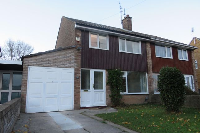 Thumbnail Semi-detached house to rent in Greenlands Way, Henbury, Bristol