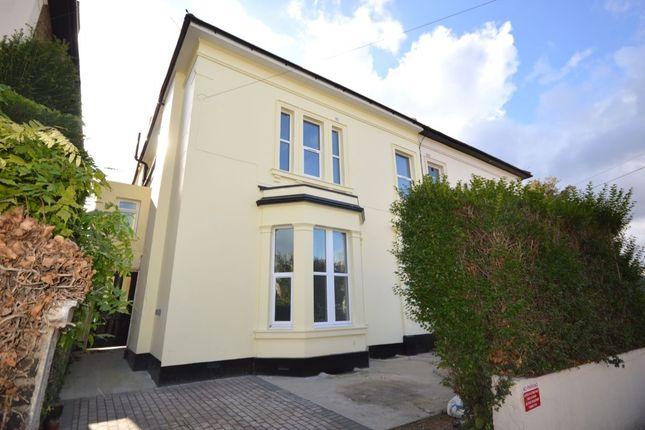 Thumbnail Semi-detached house for sale in Belmont Road, Wallington