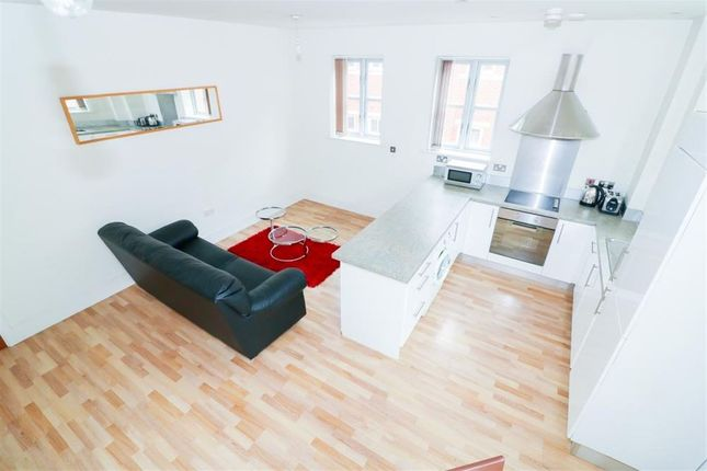 Thumbnail Flat to rent in Eastbrook Hall, City Centre Living, Two Bedroom