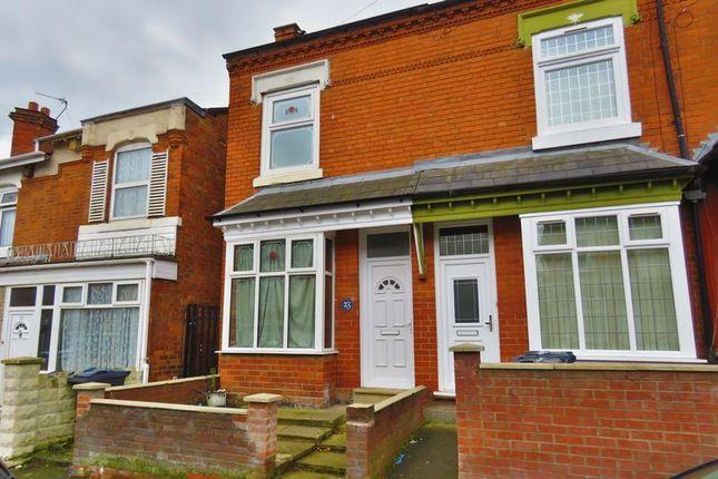 Thumbnail Terraced house for sale in Nansen Road, Sparkhill, Birmingham