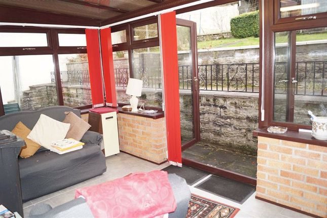 Conservatory of Cwm Alarch Close, Mountain Ash CF45