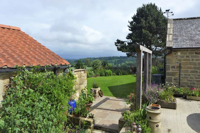 Thumbnail Barn conversion for sale in Fearby, Masham, Ripon