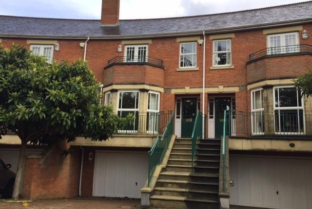 Thumbnail Terraced house for sale in Sandy Lane, Virginia Water