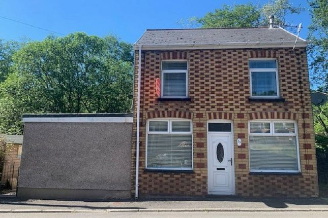 Thumbnail Detached house for sale in Commercial Street, Glyncorrwg, Port Talbot, Neath Port Talbot.