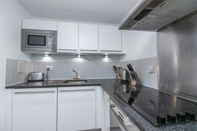 Kitchen of St. Clements House, 12 Leyden Street, London E1