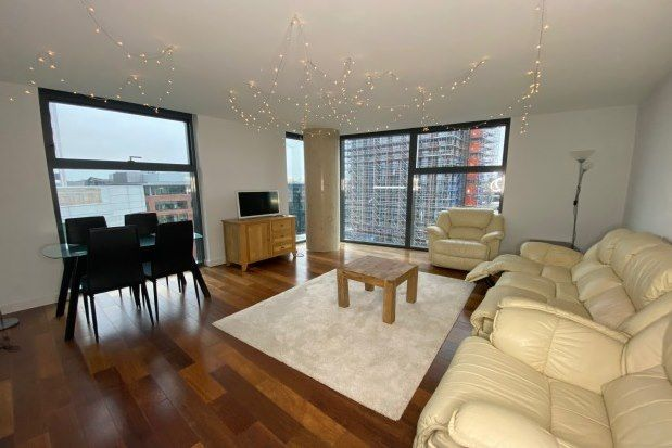 Flat to rent in West Tower, Liverpool