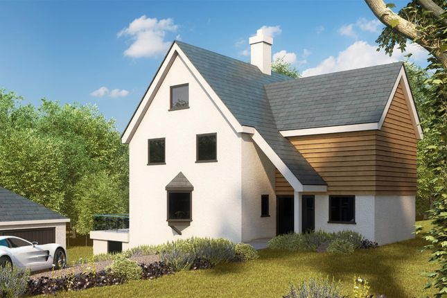 Thumbnail Detached house for sale in Plot 3, Station New Road, Brundall, Norwich