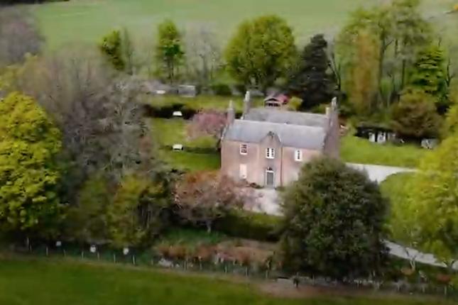 Thumbnail Detached house for sale in Kirkton Of Skene, Westhill