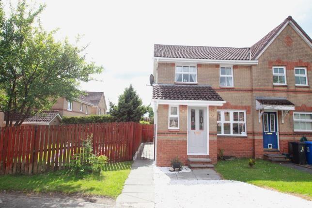 Thumbnail End terrace house for sale in Cornfield Place, Livingston, West Lothian