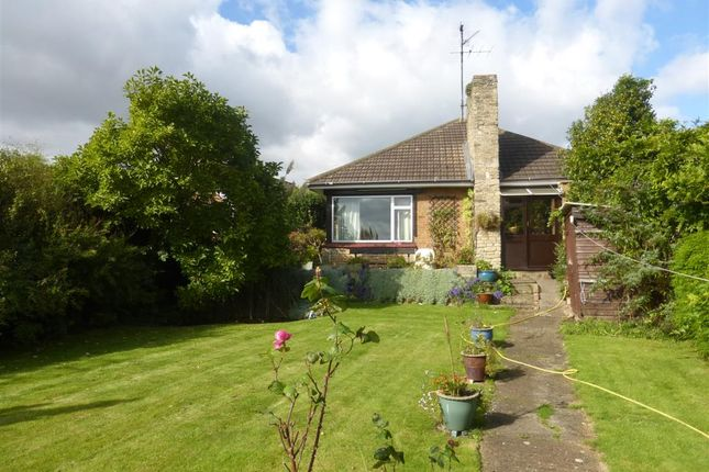 Thumbnail Detached bungalow for sale in Brickhill Road, Wellingborough