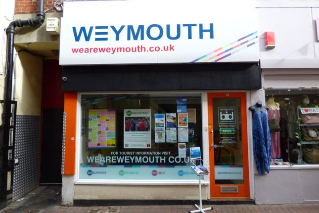 Thumbnail Office to let in St Alban Street, Weymouth