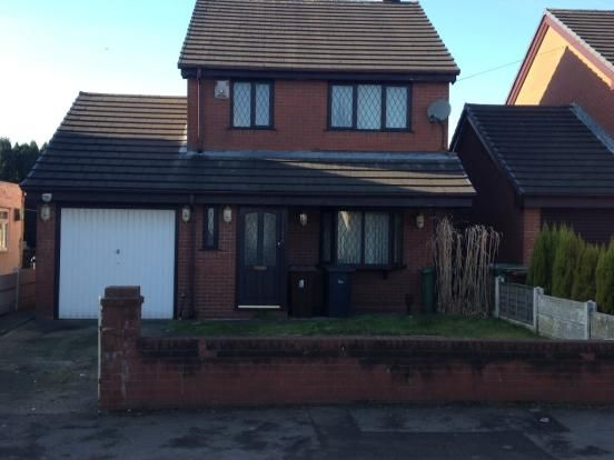 Thumbnail Detached house to rent in City Road, Wigan