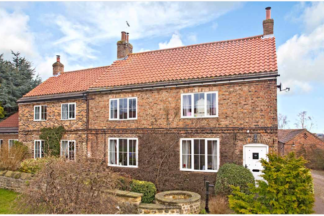 Thumbnail Farmhouse for sale in Green Lane, Upper Dunsforth, York