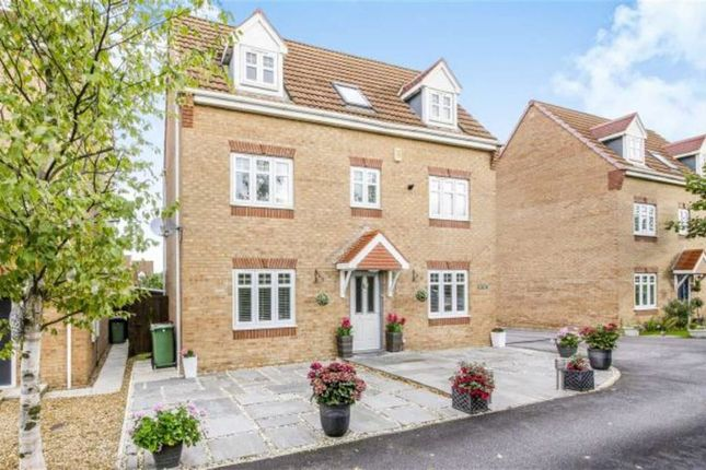 Thumbnail Detached house for sale in Foxglove Fold, Castleford, West Yorkshire