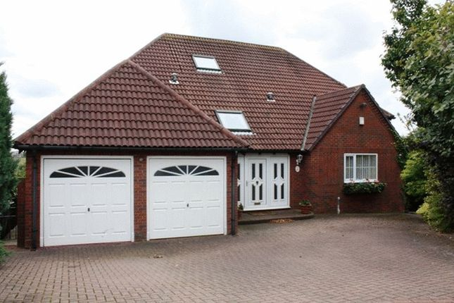 Thumbnail Detached house for sale in Valerian Court, Ashington