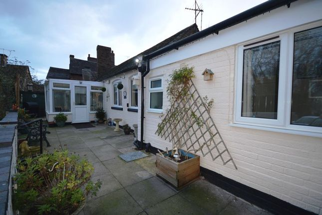 Thumbnail Bungalow for sale in High Street, Madeley, Telford