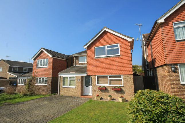 Thumbnail Detached house for sale in Tiltwood Drive, Crawley Down, Crawley, West Sussex