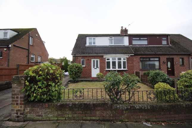 2 bed semi-detached house to rent in Sandbrook Road, Orrell, Wigan WN5