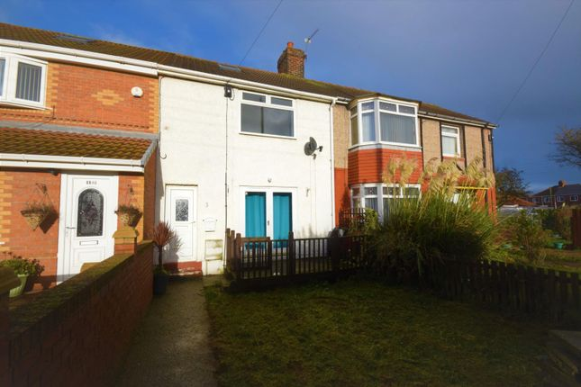 External of Windsor Terrace, Horden, County Durham SR8