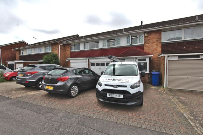 3 bed terraced house for sale in Clive Road, Sittingbourne, Kent ME10