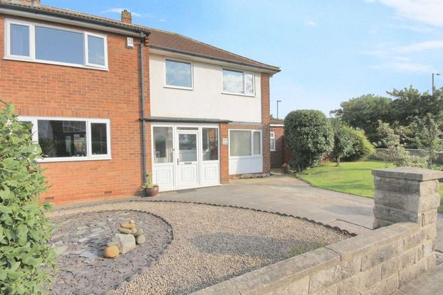 Thumbnail Semi-detached house for sale in Marton Gill, Saltburn-By-The-Sea