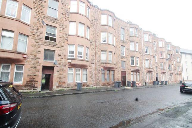 Thumbnail Flat for sale in 30, Highholm Street, Flat G, Port Glasgow PA145Hl