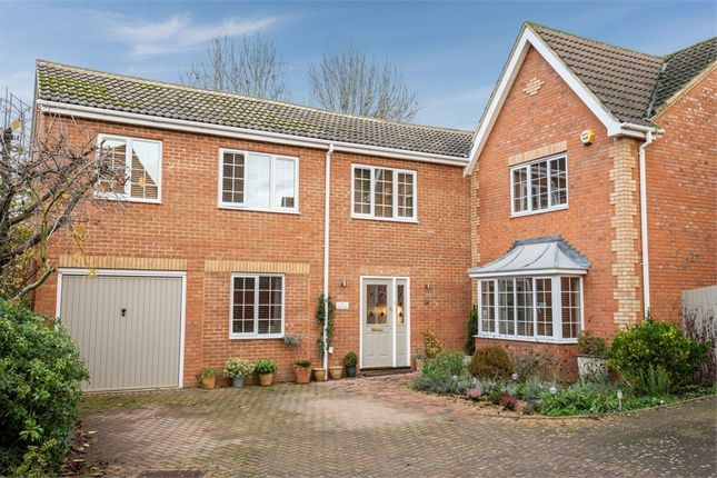 Thumbnail Detached house for sale in Priory Gate, Shefford, Bedfordshire