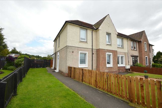 Thumbnail Flat for sale in O'wood Avenue, Holytown, Motherwell