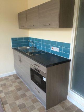 Thumbnail Flat to rent in Market Street, Ebbw Vale