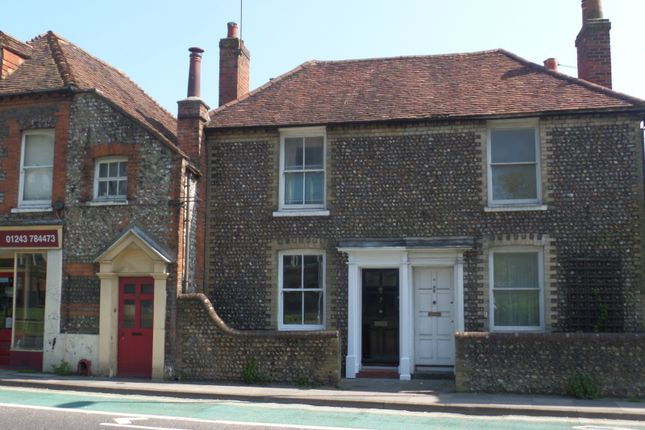 Thumbnail Terraced house to rent in Northgate, Chichester