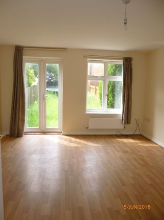 Thumbnail Town house to rent in Maidenwell Avenue, Leicester