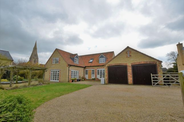 Thumbnail Detached house to rent in Main Street, Cottesmore, Oakham