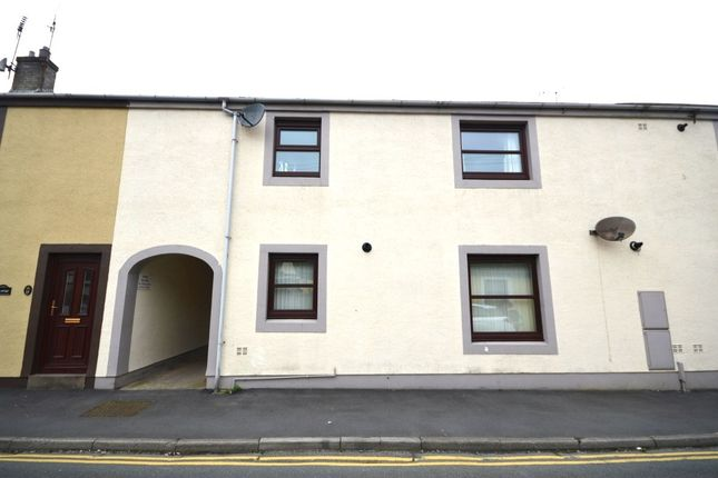 Thumbnail Flat to rent in Cavendish Street, Workington