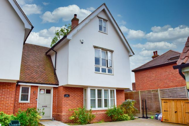 Thumbnail Link-detached house for sale in Lexden Road, Colchester