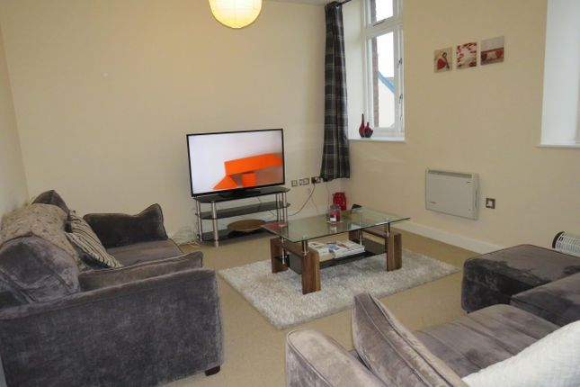 Thumbnail Flat to rent in High Street, Tean, Stoke-On-Trent