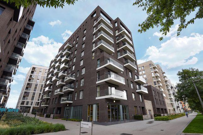 External of East Parkside, London SE10