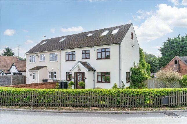 Thumbnail Semi-detached house for sale in Sedge Green, Roydon, Harlow