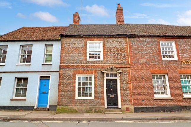 Thumbnail Terraced house for sale in Shirburn Street, Watlington