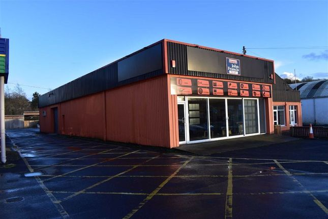 Thumbnail Retail premises to let in Maes Dewi, Pentremeurig Road, Carmarthen