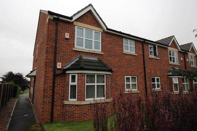Thumbnail Flat for sale in Pontefract Road, Pontefract