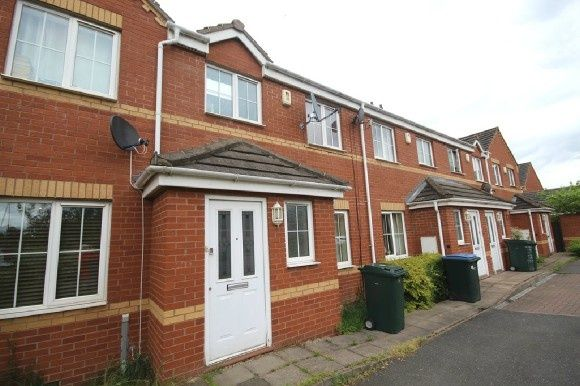Thumbnail Terraced house for sale in Deighton Grove, Coventry