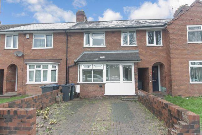 Front of Middlemore Road, Northfield, Birmingham B31