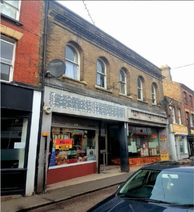 Thumbnail Retail premises for sale in Norfolk Street, Wisbech