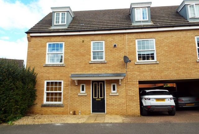 Thumbnail Semi-detached house for sale in Coriander Road, Downham Market