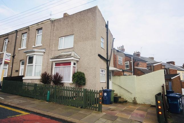 Thumbnail Terraced house to rent in Boosbeck Road, Skelton-In-Cleveland, Saltburn-By-The-Sea