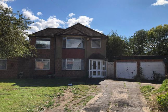 Thumbnail Detached house for sale in Blossom Way, West Drayton