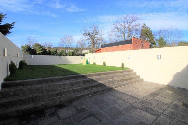 Rear Garden of Shaftesbury Avenue, Norwood Green UB2