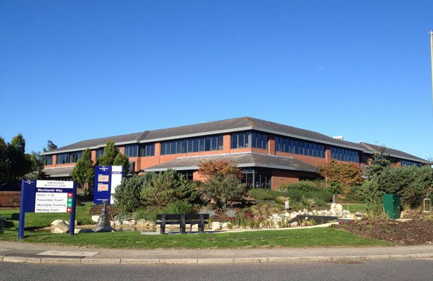Thumbnail Office to let in Abingdon Business Park, Abingdon