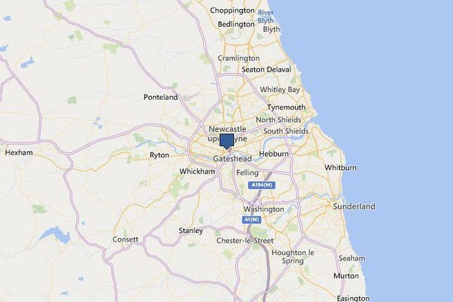 Property Map of Bigg Market, Central Buildings, Newcastle Upon Tyne, Tyne & Wear NE1