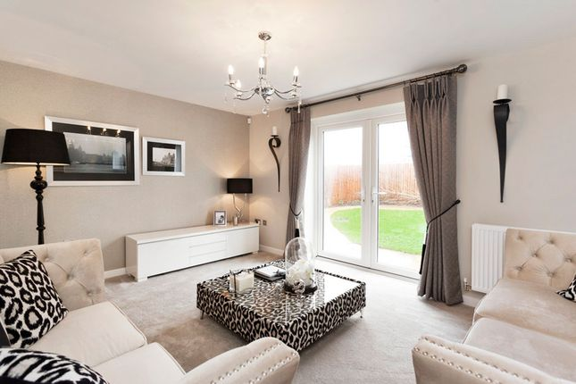 """2 bedroom semi-detached house for sale in """"The Arkwright"""" at Arkwright Walk, Nottingham"""